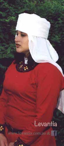 Levantia: Clothing in Byzantium and the Levant